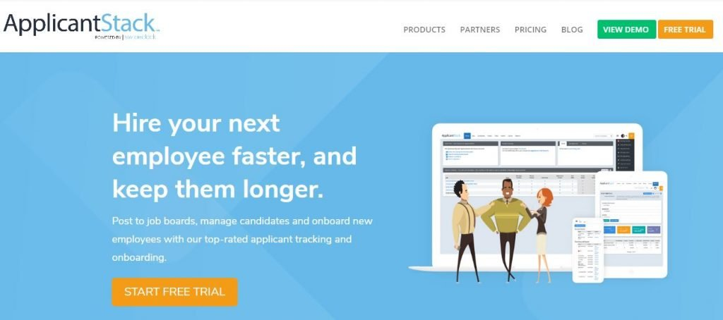 Applicant Shack recruitment tool